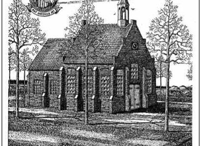 Kapel Wijbosch zonder fundamenten